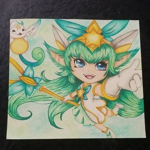 Other - League Of Ledgand's Star Guardian Lulu NWOT